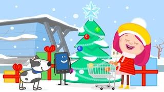 Смарта и ПОДАРКИ на Новый год - Смарта и чудо сумка - Мультсериал для детей