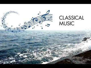 Magic Classic MUSIC with Sea Waves HD. Шум моря / природа / 4К