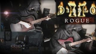 DIABLO2- Rogue Guitar Cover & Happy new year!