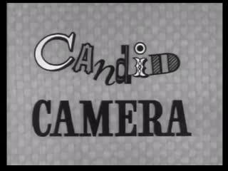 Candid Camera 1961Москва 1961-го года в американском ТВ-Шоу Candid Camera