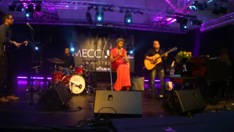 LIzz Wright Stop MECC Jazz Maastricht 2010