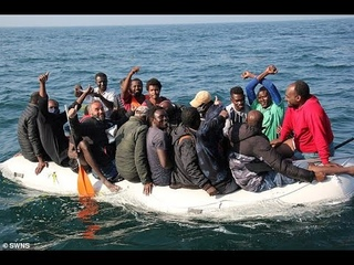 On the cusp of the second wave out of Africa