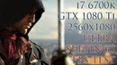 Assassin's Creed: Unity   i7 6700k   Gtx 1080 Ti   21:9 2560x1080   Ultra Settings Fps Test