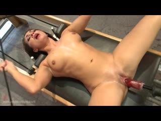 секс машина Lea Lexis [BDSM, Domination, porno, Sex, kinky, hard, rough, homemade]