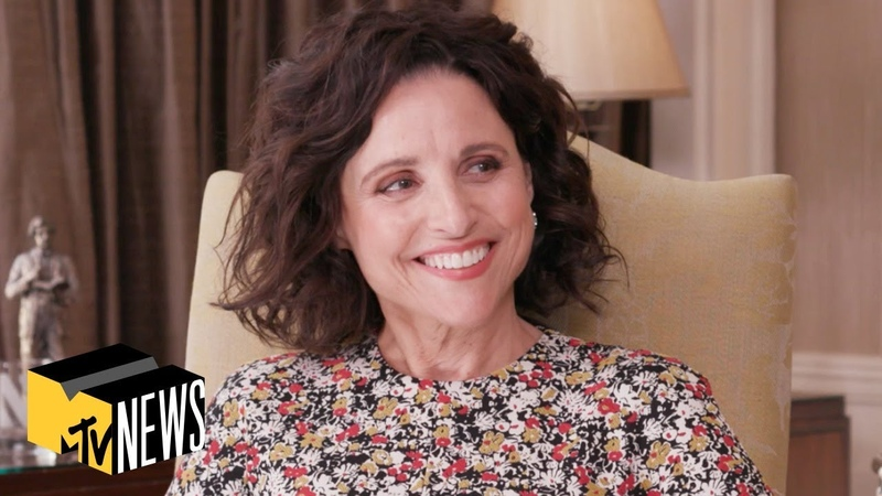 Julia Louis Dreyfus on 'Veep' Saying Goodbye to Selina Meyer More The Big Picture MTV News