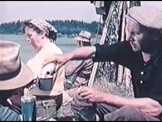 Тайны мудрого рыболова. Фильм о рыбалке СССР