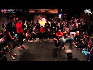 Floor Freaks vs Row Family / SF_1 / Rockin Sensation Vol.6 /