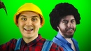 Bob Ross vs. Bob the Builder - Behind the Machines