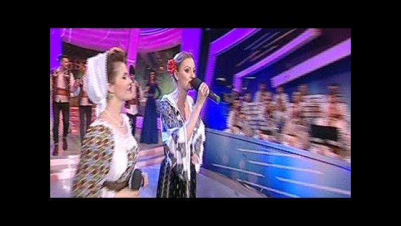 Niculina Stoican şi Alexandra Stan - Mândruliţă-s pe plăcere (@O dată-n viaţă)