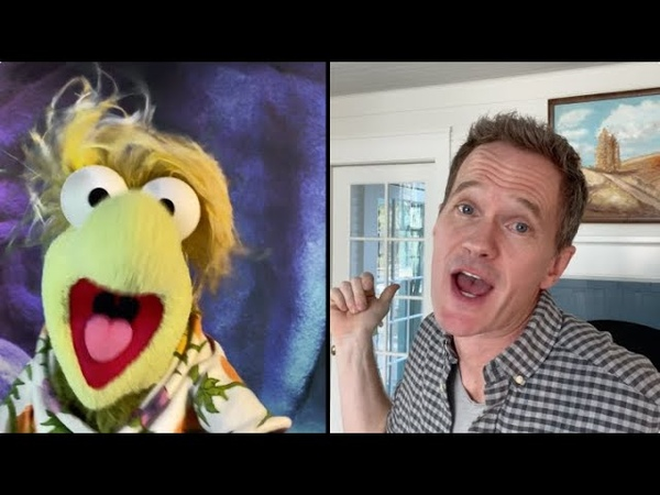Neil Patrick Harris Tiffany Haddish and Common Sing in Exclusive Fraggle Rock Rock On Clip