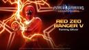 Red Zeo Ranger V Zeo Official Moveset Power Rangers Legacy Wars