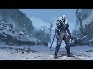 Образы для Варуса, Фиоры, Жанны, Зеда и Джарвана IV | League of Legends: Wild Rift