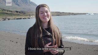 The Black Beach of Greenland's Disko Island