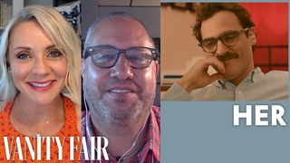Relationship Therapists Review 'Her' | Vanity Fair