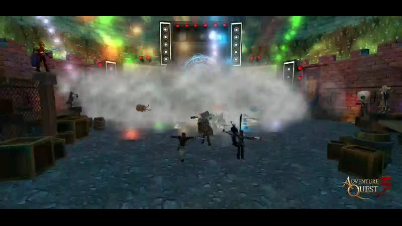 AQ3D KORN MUSIC EVENT