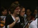 Vsi ljudje hitijo - Mojca Hudovernik in Revijski orkester Gimnazije Kranj