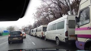 """Своз """"рабов"""" на антиМайдан от ПР"""
