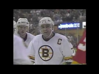 NHL   Calgary Flames - Boston Bruins