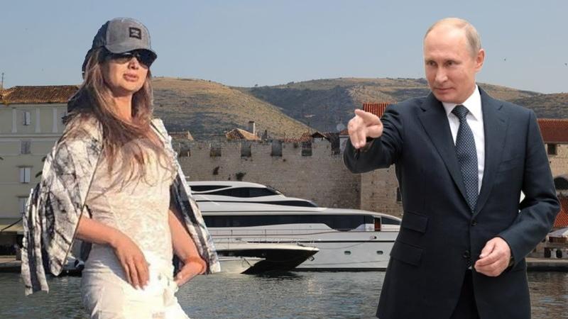 Тайная подруга Путина владеет активами на 7 7 млрд рублей