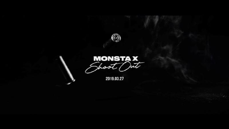 MONSTA X 「Shoot Out (Japanese ver.)」 Teaser