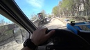 Дальнобой на ГАЗели 300 сил! МОСКВА-Саратов. ЧП на выгрузке