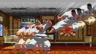 Orochi Doppo VS. Orochi Katsumi