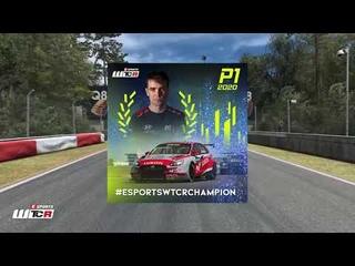 Champions journey Gergo Baldi - Esports WTCR champion 2020 | Raceroom WTCR
