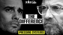 The Difference Between Klopp Guardiola's Pressing Systems | Gegenpressing vs the 6-second rule