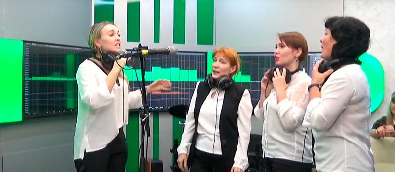 """Ритмы ретро"" на Радио 2"
