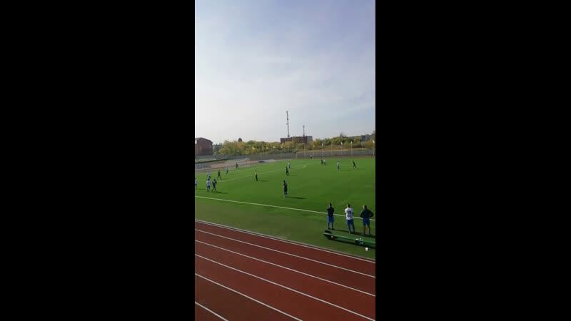 КС 2020 Футбол Полуфинал Таврический Любинский 2 тайм