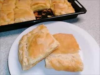 🇬🇷 Тиропита (пирог с сыром) - Греческая кухня