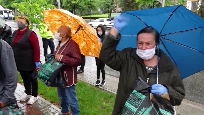 """Чемодан кулек Ростов"""" Protest împotriva lui Dodon Partidul """"ȘOR"""" promite că e doar începutul"""