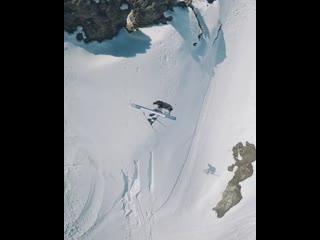 - droneadventures Ski Menga fpv