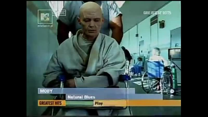 Moby natural blue mtv classic