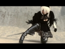 NIER AUTOMATA 2B_ Cosplay Cinematic