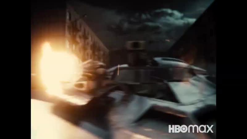 Лига Справедливости Зака Снайдера Русский трейлер Update Фильм 2021 HBO