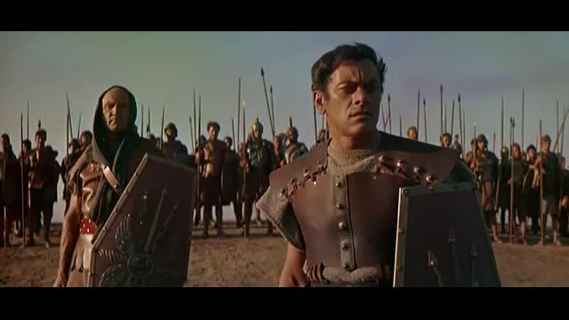 Спартак, Кирк Дуглас - Σπάρτακος, Κερκ Ντάγκλας – Spartacus, Kirk Douglas, 1960