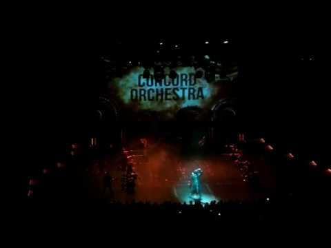 CONCORD ORCHESTRA Властелин тьмы 03 12 2019 г Москва Crocus City Hall Весь концерт