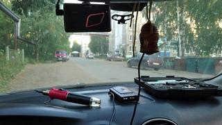 Подключение видеорегистратора (антирадара) с грамотным скрытием проводов. Форд фокус 2.
