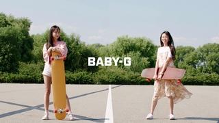 CASIO BABY-G X Ko Hyojoo
