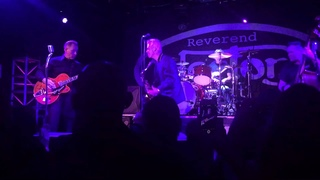 """""""My Mistake"""" Johnny Reno & The Reverend Horton Heat @ Scout Bar 11-28-15"""