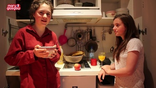 Un petit dejeuner typique Francais - Французский язык для детей