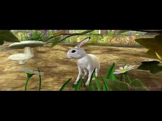 Barbie Horse Adventures: Wild Horse Rescue game intro [HD]