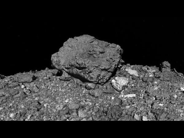 Экскурсия по астероиду Бенну