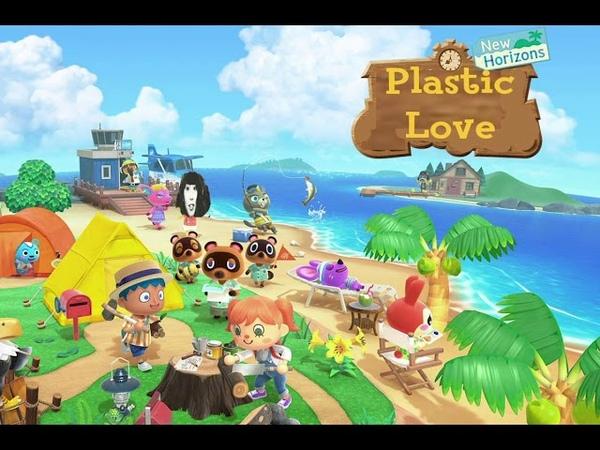 Mariya Takeuchi Plastic Love with Animal Crossing New Horizons Music
