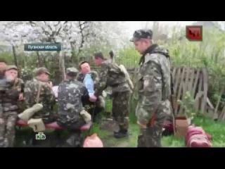 Украина Голодная украинская армия брошена на произвол судьбы 23 04 2014