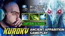 Dota 2 Ancient Apparition Support Full Gameplay by Smart Player in the World is Back?