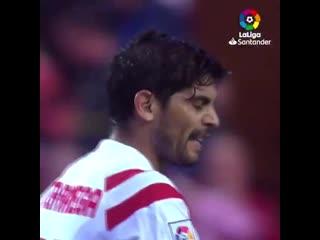El @sevillafc también tiene un genio argentino... - se llama @ever10banega! - - sevillafcbarça