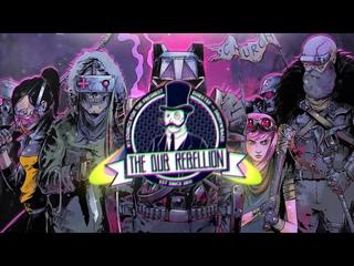 Black Tiger Sex Machine & Hairitage - Resistance (feat.  Hyro The Hero)