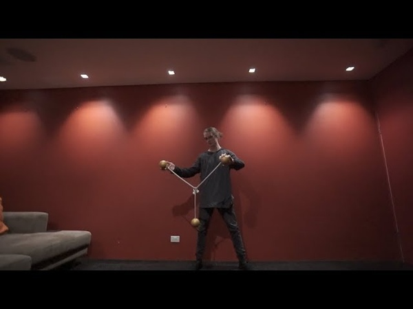 Red Wall Tech Poi